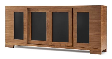 Carson Maddox Sliding Door Cabinet